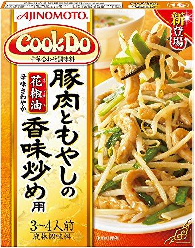 味の素 Cook Do 豚肉ともやしの香味炒め用 100g