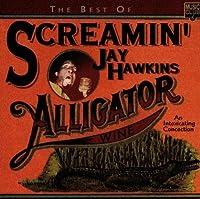 Alligator Wine: Best of by Screamin Jay Hawkins