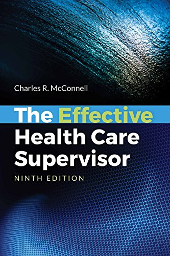 Download The Effective Health Care Supervisor 1284149447