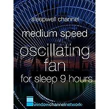 Medium Speed Oscillating Fan 3 hours