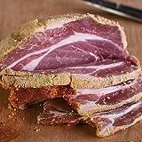 ミートガイ 手作り バックベーコンブロック (塩漬け豚肉) (約800g) (ギフト対応) 100%無添加・砂糖不使用 Additive-free Non-Sugar Original Back Bacon Block