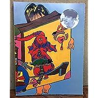 ジミー大西絵画展 図録