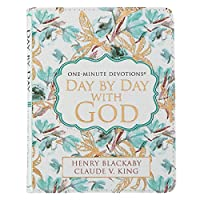 One-Min Devotions Day by Day Lux-Leather