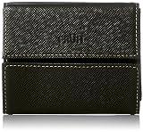 [フリュー] 三つ折り財布 ミニマムウォレット ブラック