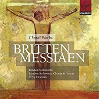 Britten & Messiaen:Vocal Music