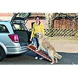 【ドイツKARLIE】 ペット用スロープ カープロテクション フォルダブルペットステップ S