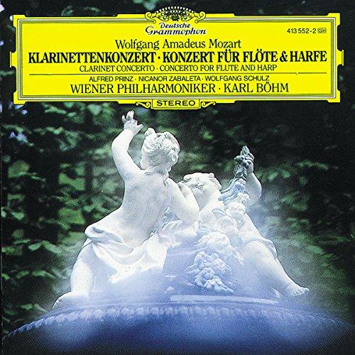 Clarinet Concerto Kv622 / Flute Concerto Kv229