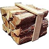 良く燃えるカラマツの薪大割 容量30Lのダンボール箱入1箱 【産地】長野県 薪の長さ約40cm 【参考:重量約12kg前後】