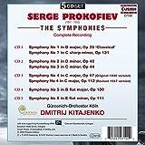 Prokofiev: The Symphonies / プロコフィエフ: 交響曲全集 画像