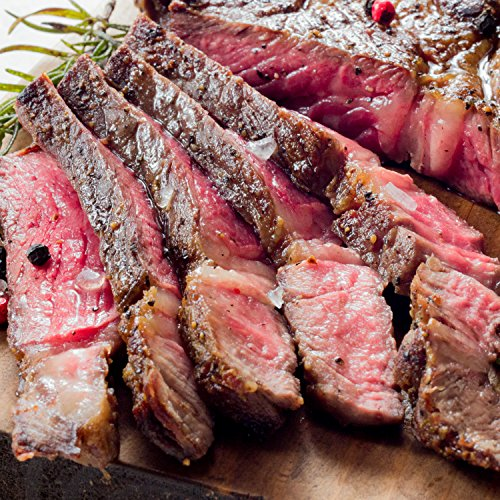迫力のプレミアムアンガス牛 1ポンドステーキ肉 2枚入り 赤身の旨さと柔らかさを兼ね備えたキングオブステーキ♪ |ステーキ肉|