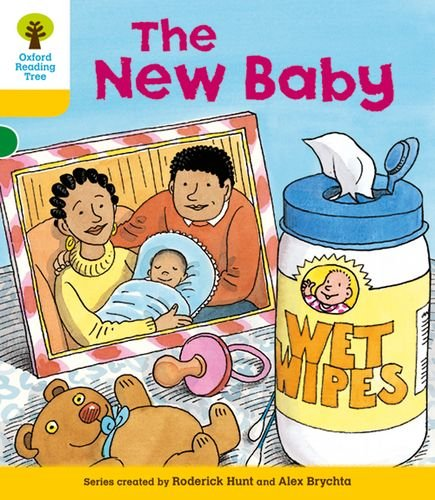 Oxford Reading Tree: Stage 5: More Storybooks B: the New Babyの詳細を見る