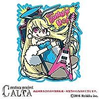 CALTA-ステッカー-BUNNY HOP !! (2.Mサイズ)