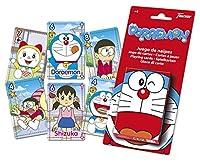 Fournier - 1028533.0 - Jeu De Cartes Pour Enfant - Doraemon - Sous Blister