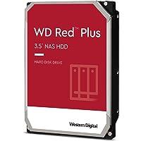 Western Digital HDD 8TB WD Red Plus NAS RAID (CMR) 3.5インチ 内蔵…