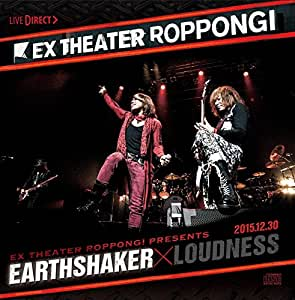 """EARTHSHAKER×LOUDNESS""  DISC:EARTHSHAKER"