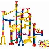 WTOR おもちゃ 190個 ビーズコースター 知育 玩具 組み立て 男の子 女の子 贈り物 誕生日プレゼント 子供 積…