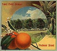 Piedmontブランド–カリフォルニア–Citrusクレートラベル 9 x 12 Art Print LANT-57638-9x12