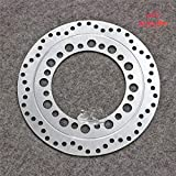 Part Name: Front Brake Disc RotorFitment: Honda XRV 750 Africa Twin A RD04/F371 1990-1992XRV 750 Africa Twin A RD07/G317 1993-Condition: 100% Brand newColor: As the picture showPackage includes: 1x Brake DiscHigh Quality Made ,1000% New ,After Market Parts. International Buyers – Please NotePlease check with your country's customs office to determine what these additional costs will be prior to bidding/buying. SHIPPING TERMSEconomy shipping:We ship the package within 1 business day after payemen