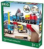 BRIO レール&ロード採石セット 33210