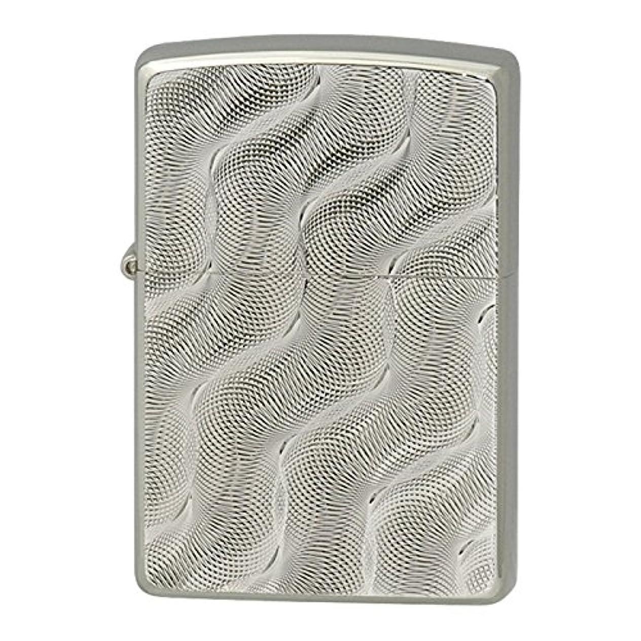 ダイヤモンド洪水誘惑Zippo ジッポー Zippoライター ジッポライター 200 オイルライター ダイヤモンドカット プラチナ I 2EP-2D/C I