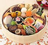 (12月30日着)京菜味のむら おせち「花籠一段」 31品 (一人前)