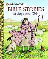Bible Stories of Boys and Girls (Little Golden Book)