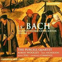 Bach:Harpsicord Concerti Vol 2