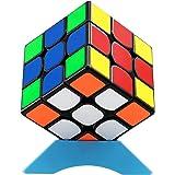 QiYi 3x3魔方 立体パズル WCA国際大会規格 公式 競技用 ポップ防止 知育玩具 (Q301)
