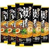 五木食品 激情ラーメンカレー豚骨 115g×5個