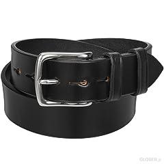 Westend Buckle Belt 1.5in: Black