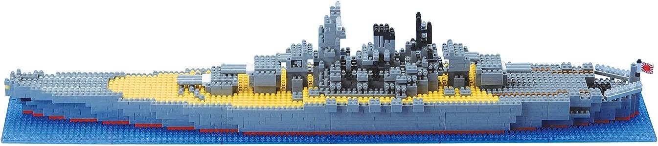 ナノブロック 戦艦 大和