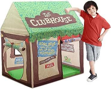 キッズテント 子供のおもちゃハウス 可愛いボールテント 折り畳み式 知育玩具 室内遊具 簡単に組立 お誕生日 出産祝い クリスマスのプレゼント おままごと Monobeach (緑)