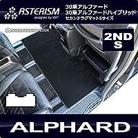 ASTERISM30系アルファード ガソリン車 GFセカンドラグマットS グレー