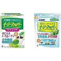【セット買い】イージーファイバーダイエット 食物繊維で自然なリズム 30パック & 【大容量】毎日たっぷりとれるイージー…