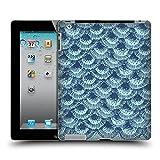 Amazon.co.jpオフィシャル Caitlin Workman オーガニック・バースト シー モダン ハードバックケース Apple iPad 2