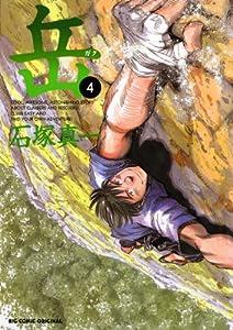 岳 4巻 表紙画像