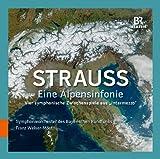 リヒャルト・シュトラウス:アルプス交響曲 他 画像