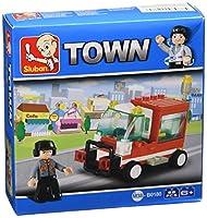 Sluban Building Blocks Town Series Service Vehicle [M38-B0180]