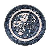 "Johnson Brothers Willow Blue Bread &Butter Plate, 6"", Blue"