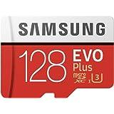 Samsung EVO Plus 128GB microSDXC UHS-I U3 100MB/s Full HD…