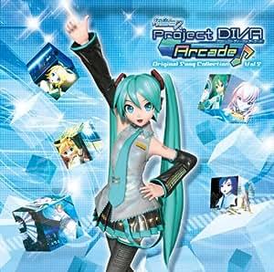 初音ミク -Project DIVA Arcade- Original Song Collection Vol.2