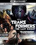 Transformers: The Last Knight [4K + Blu-ray + Digital HD] - Impoirtted Ca.