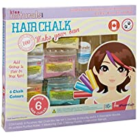 Fundamentals Kiss Naturals DIY Hair Chalk Making Kit [並行輸入品]