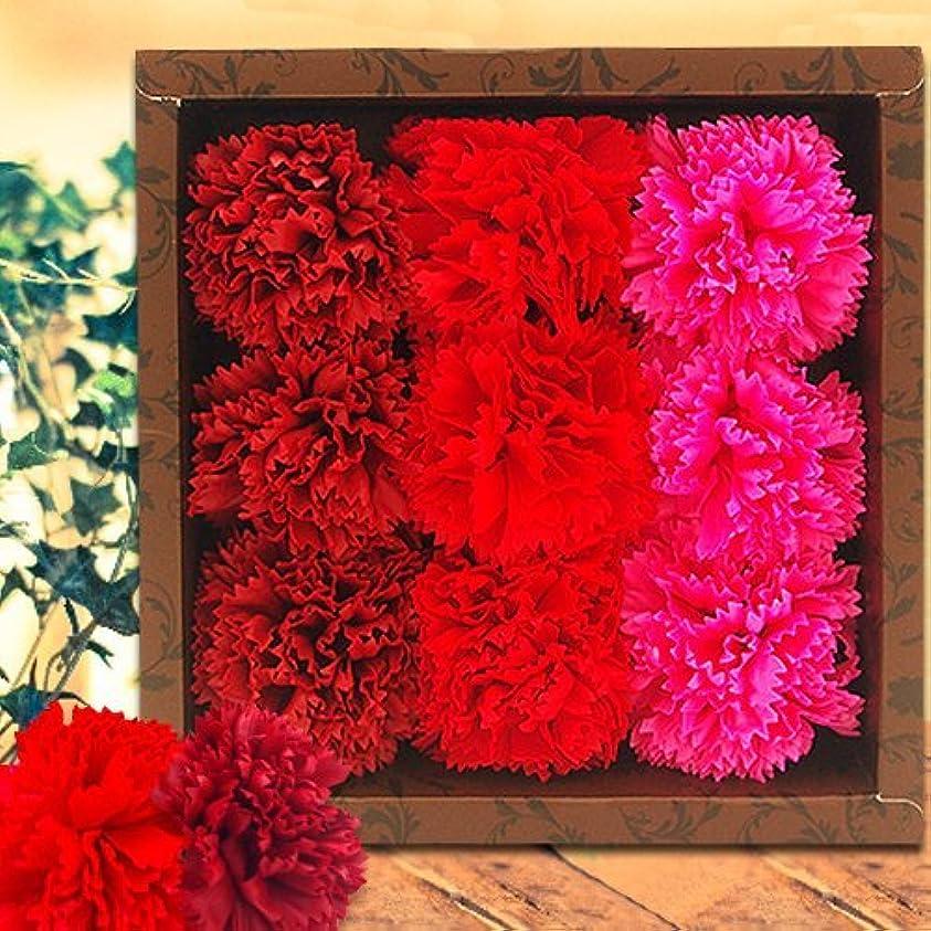 雄弁家漏斗気性フラワーフレグランス(Carnation/Red)