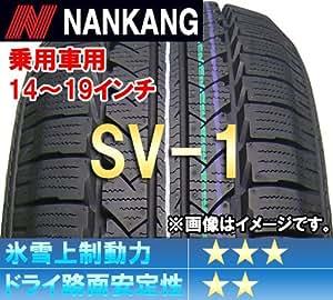 ナンカン(NANKANG) スタッドレスタイヤ SV-1 175/65R15