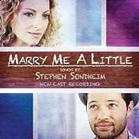 Marry Me A Little by Stephen Sondheim