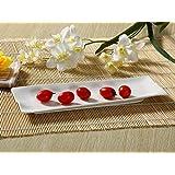 西田(Nishida) 長皿(12号デザイン皿) 寿司皿 すし皿 さんま皿 110221