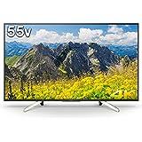 ソニー SONY 55V型 液晶 テレビ ブラビア KJ-55X7500F 4K Android TV機能搭載 Works with Alexa対応 2018 KJ-55X7500F