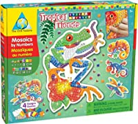 The Orb Factory Sticky Mosaics Tropical Friends