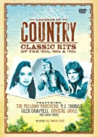Legends of Country: Classic Hits of 50s 60s 70s [DVD] [Import]